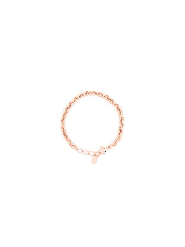 Rose Gold Rolo Bracelet