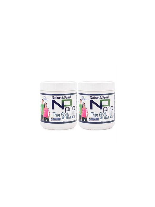 Np Pro Trim Body Shake - Creamy Vanilla (2 Ct)