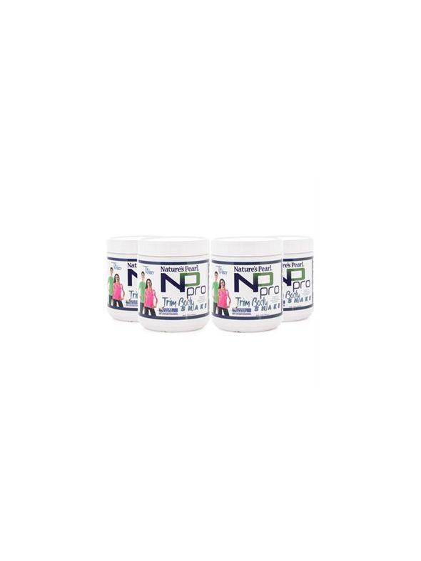 Np Pro Trim Body Shake - Creamy Vanilla (4 Ct)