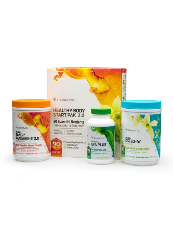 Healthy Body Start Pak™ 2.0
