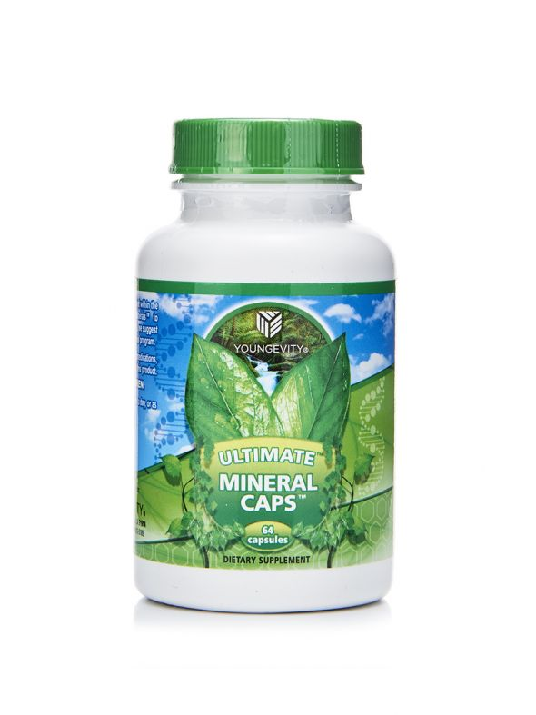 Ultimate Mineral Caps™ - 64 capsules