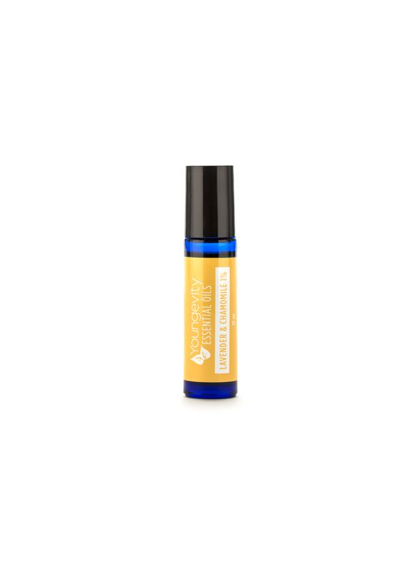 Lavender & Chamomile 1% Roller Bottle - 10ml