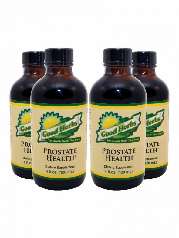 Prostate Health (4oz) - 4 Pack