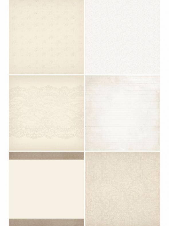 Creme de la Creme Designer Refill Pages - Set 18